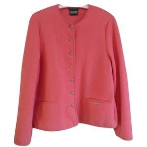 🇨🇦 NWOT Geiger Austrian boiled wool jacket XL